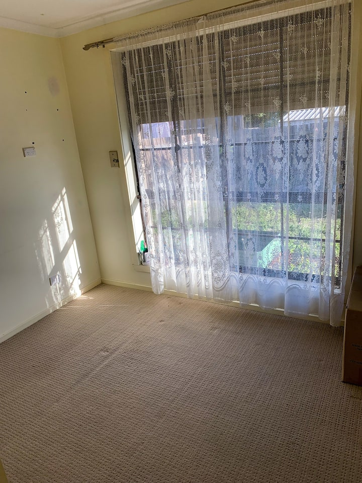 Very cozy, warm and spacious.Come and check it out