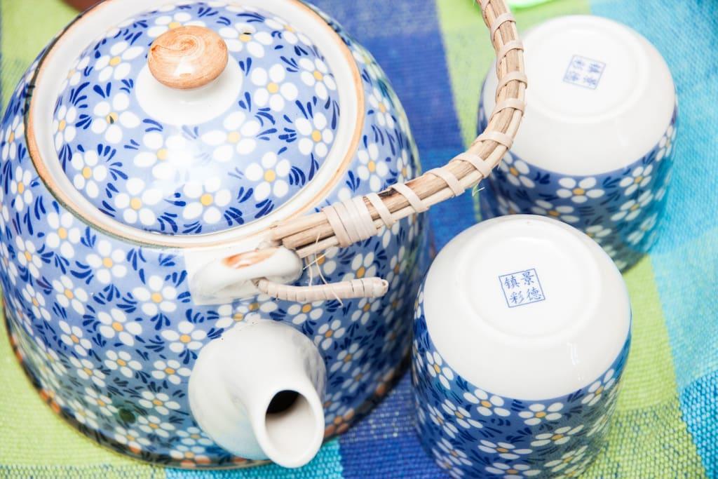 Um chá bem quentinho a te esperar nos dias mais frios