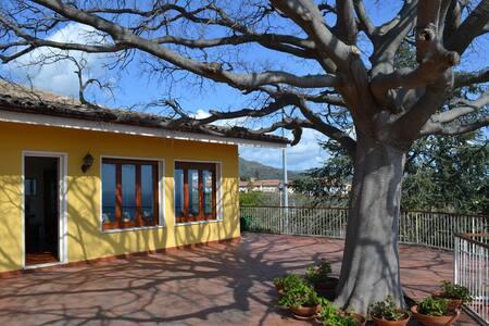 The Villa on the Hill - Piedimonte Etneo