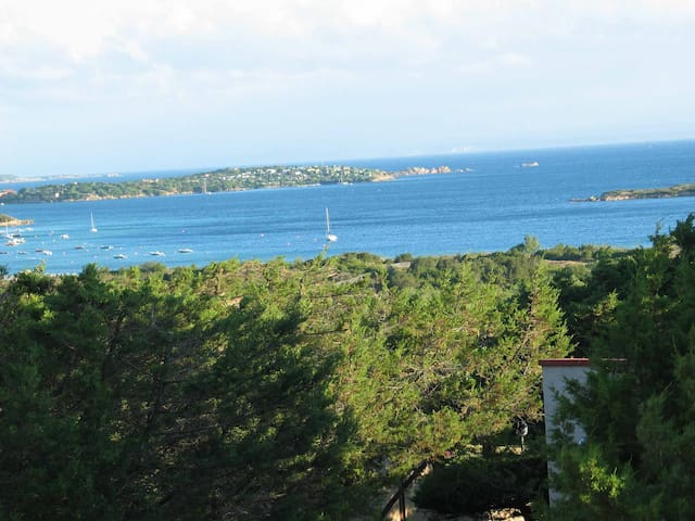 Palau-Apt by the Sea-Wonderful view - Palau - Apartment