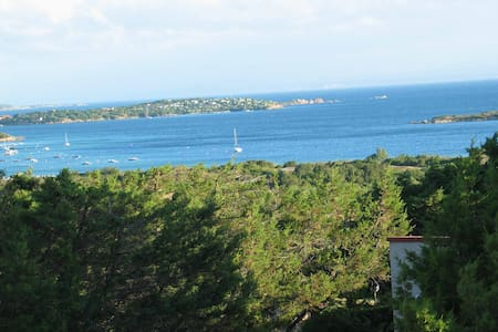 Palau-Apt by the Sea-Wonderful view - Apartment