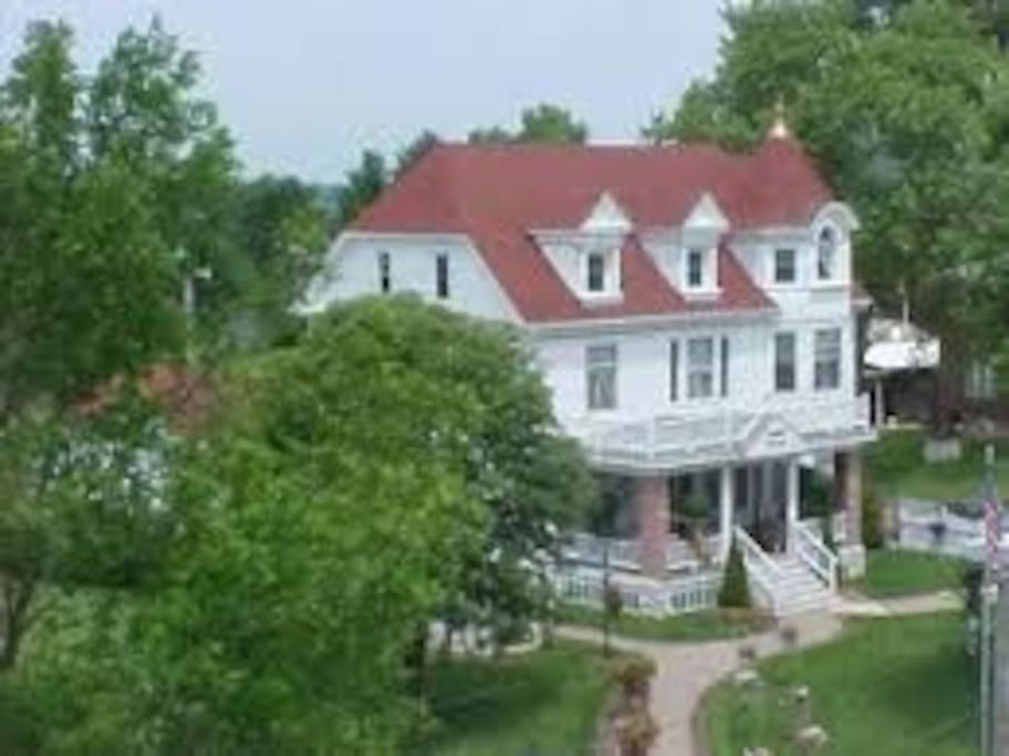 Bed And Breakfast Cashton Wi