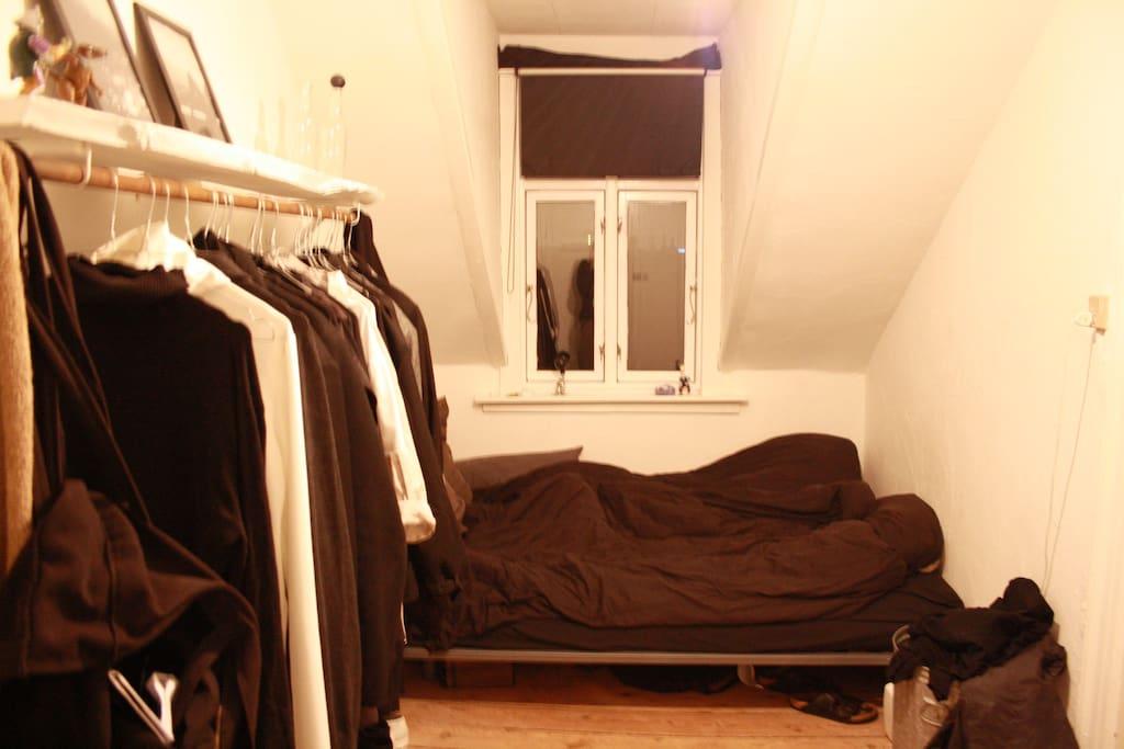 Martin's room