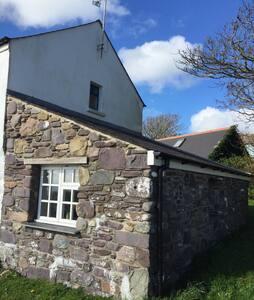 The Barn Annex, Trelerw, St Davids.