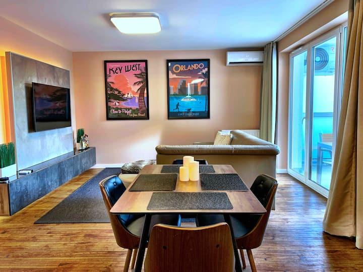 Florida Beach Lounge, Junior Suite - Dziwnowek