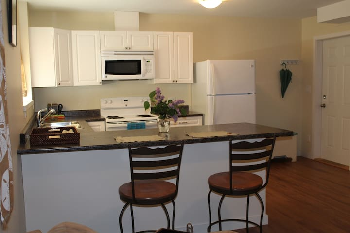 Cozy, Private Apt in Country Home - Port Alberni - Apartment