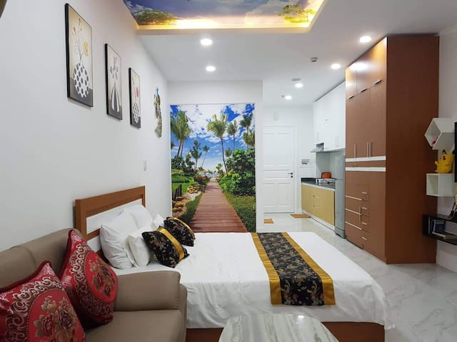 studio apartment in ocean vista, Mui-Ne, Vietnam