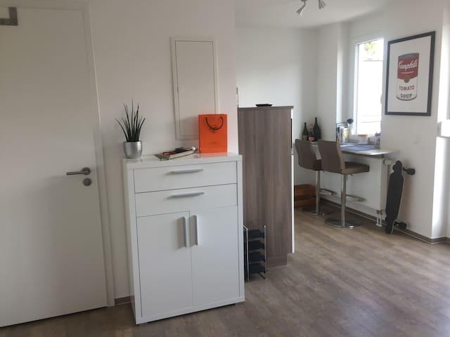 Hochwertig und modern ausgestattetes Apartment - Bayreuth - Leilighet