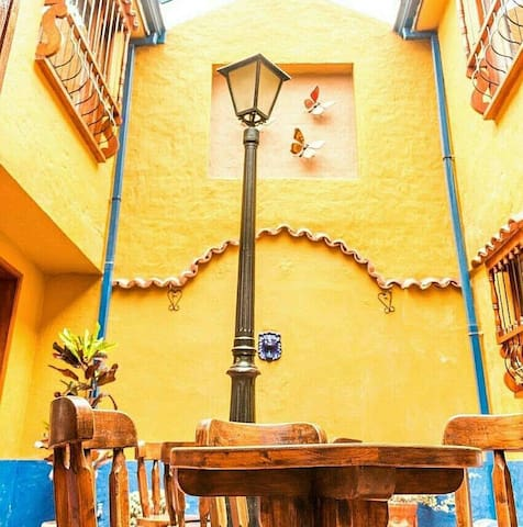 HOTEL CASONA SANTA ROSA