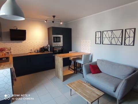 Appartement 2 pièces en baie du Mont Saint Michel