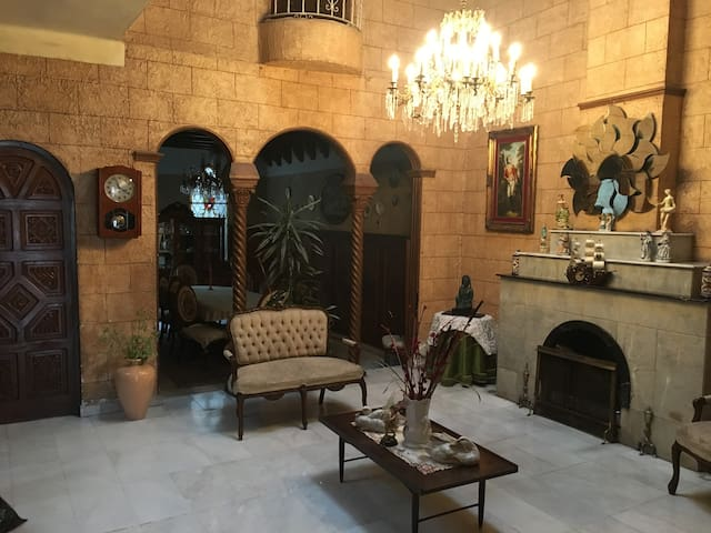 Beautiful rooms, downtown area - Ciudad de México - Maison
