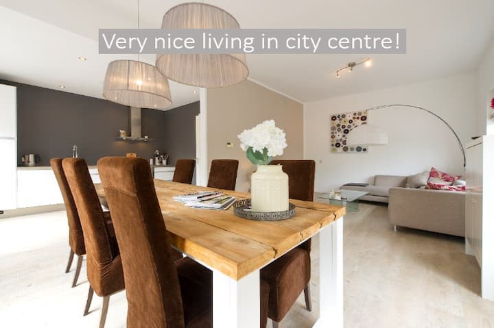 ✔ Extra clean - 3 bedrooms ☀roof terrace in CENTER