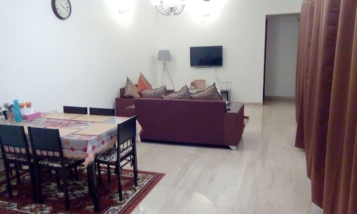 Family Service apartment near amanora