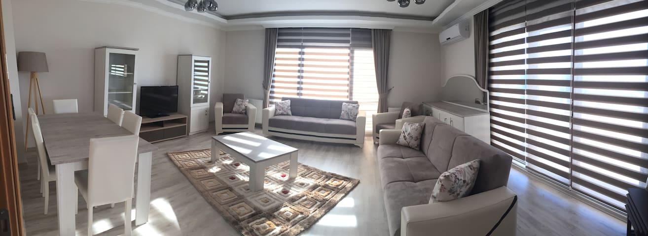 Canary Residence Kaşüstü 45 - Trabzon - Apartment
