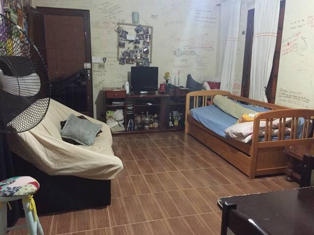 Casa confortável próxima da USP - São Carlos - Rumah