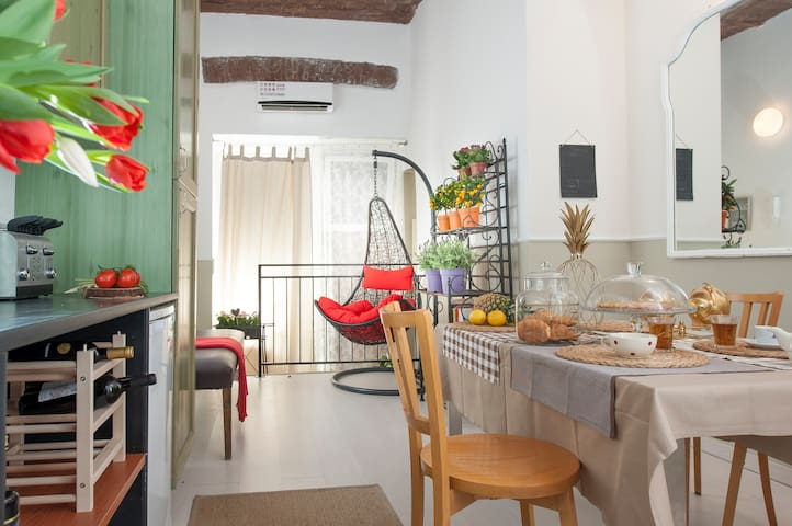 NEW! Big and cozy apartment near Termini - Roma - Flat