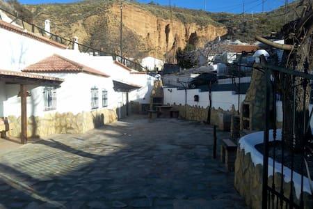 Cuevas Almugara - El Rinconcillo - Los Baños - Cave