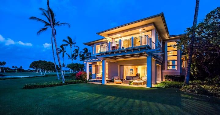 Hualalai Resort - Palm Villa 130A