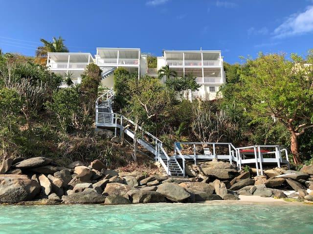 Villa Eau Claire - Magens Bay Beachfront Villas