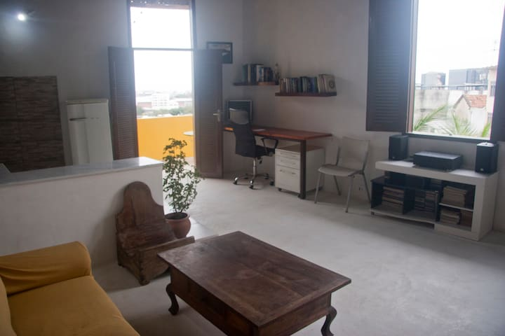 Spacious Loft close to Maracana' and Sambodromo - Río de Janeiro - Loft