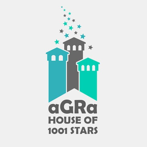 Agra - House of 1001 stars