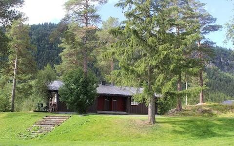 Tveitehaug 2 montain cabin with Wifi and Sauna
