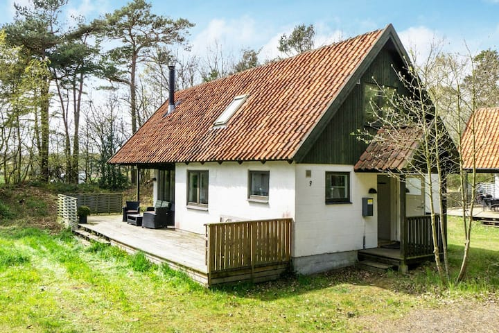 Comfortable Holiday Home in Nexø with Terrace