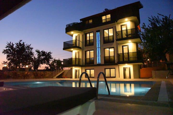 Fethiye Ölüdeniz Besa Luxury Apartments No:4