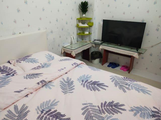 北京大学第一医院舒适干净整洁的房间