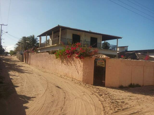 Casa na Praia de Quixaba, próximo a Canoa Quebrada