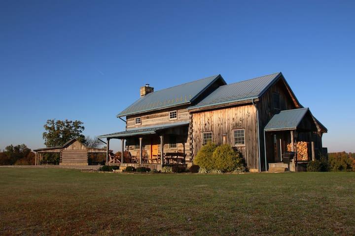 Black Bear Lodge at Benedict Haid Farm