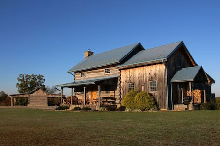 Black Bear Lodge at Benedict Haid Farm