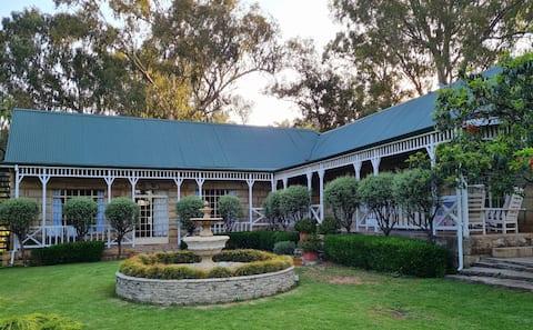 Saxon Park Farm Cottage