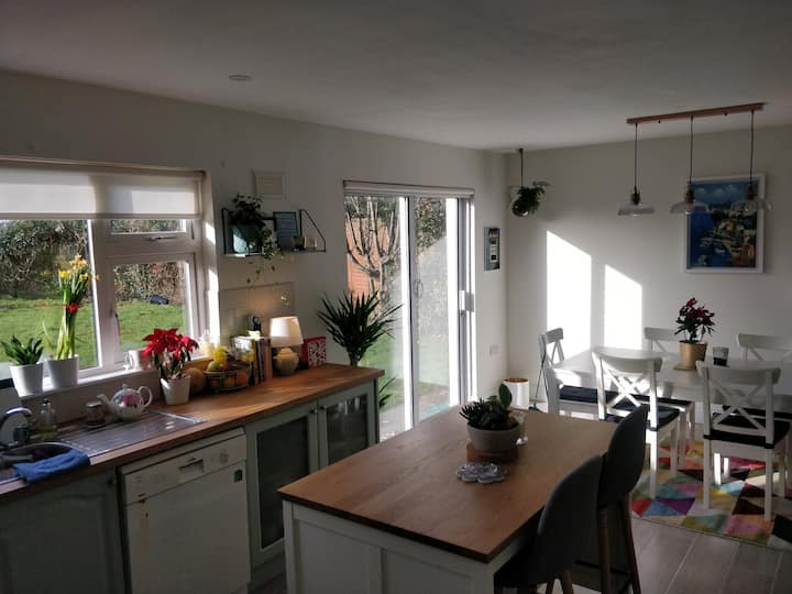 Bright & homely house in lakeside Ballina/Killaloe