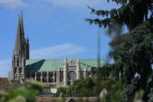 cathédrale de chartre