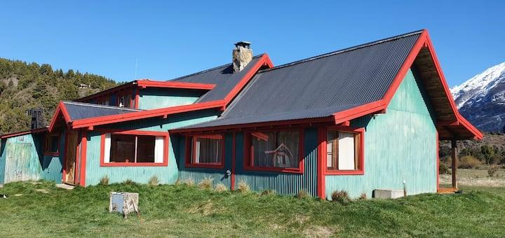 La Pilarica Lodge un lugar magico en la cordillera