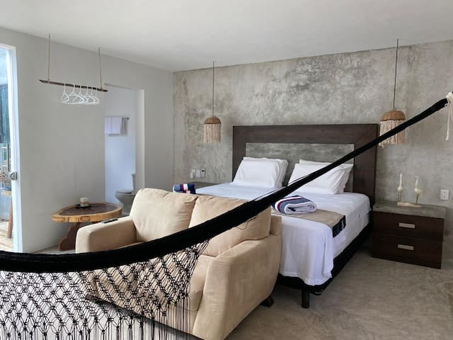 Room Nidia in Casa Samar