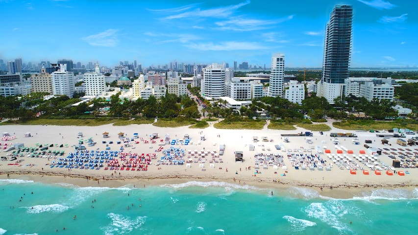 South Beach Oceanfront Amenities & Privacy