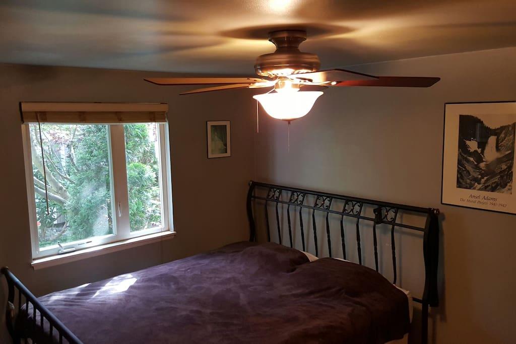 Temperpedic California King bed