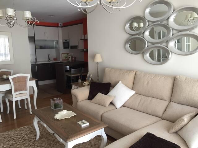 Apartamento muy próximo a la ciudad - Zas - Appartement
