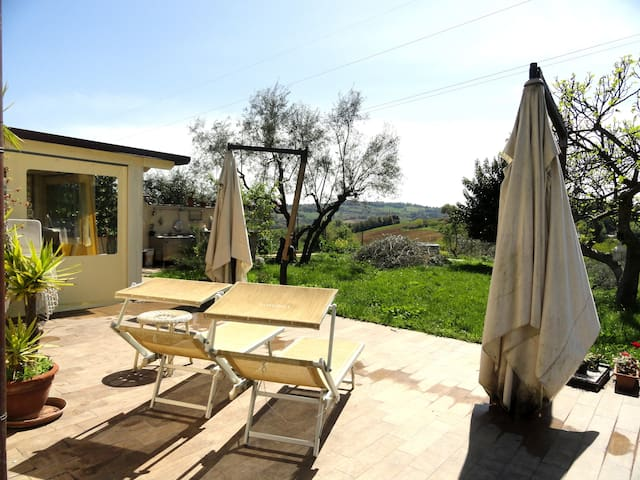 Nice and cosy holiday home in Pesaro - Pesaro - Casa