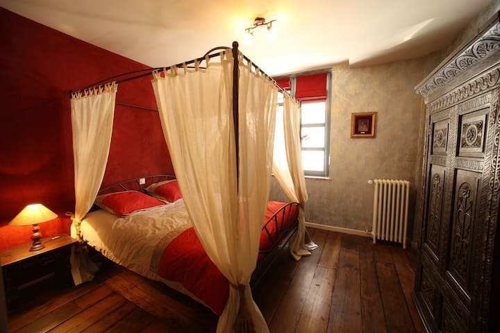 Gîte Moretum :  So well situated to visit Wallonia
