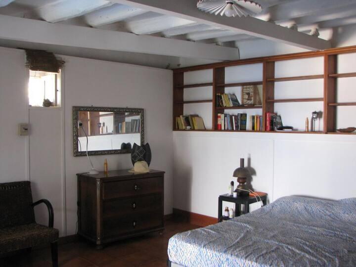 Maresole - Legni camera con bagno e terrazza
