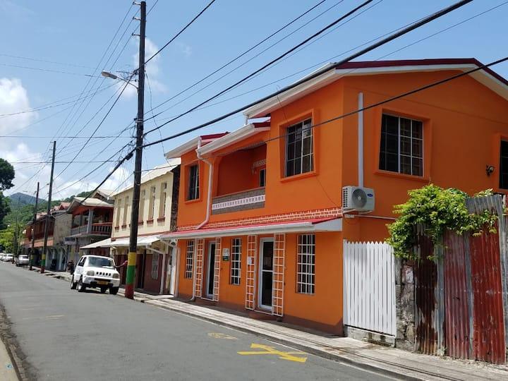 1 Bedroom Sea View Apartment in Gouyave, Grenada