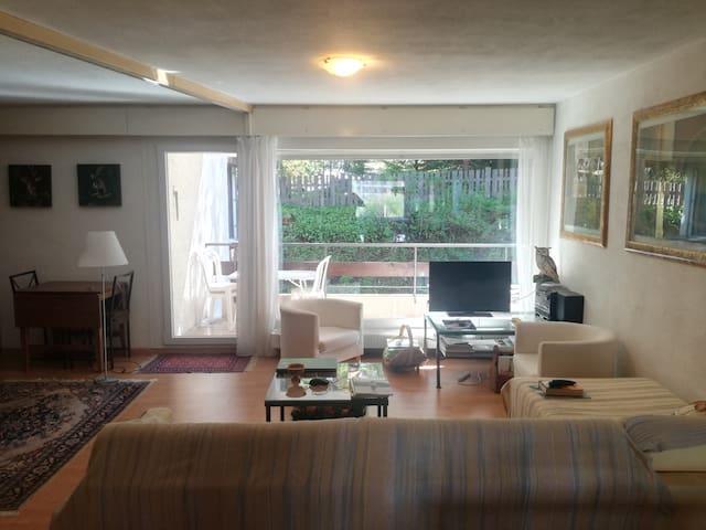 Splendido appartamento in centro a Sank Moritz