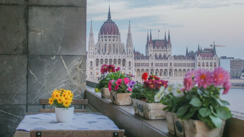 Danube Pearl Boutique Apartment - Budapeszt - Apartament