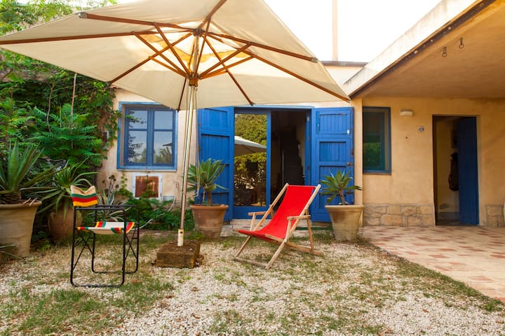 Holiday Villa 3 mins away from the Beach - Porto Palo Est