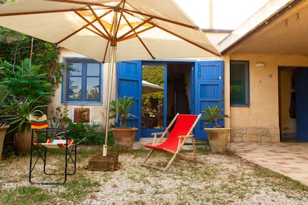 Holiday Villa 3 mins away from the Beach - Porto Palo Est - วิลล่า