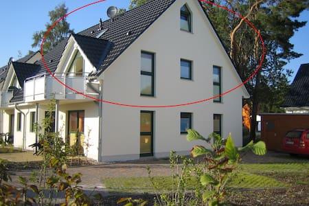 Sonnige Ferienwohnung auf Usedom - Zinnowitz