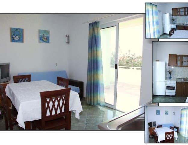 Apartman 5+2 - Podaca - Apartment